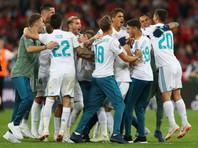"""Мадридский """"Реал"""" в третий раз подряд выиграл футбольную Лигу чемпионов"""