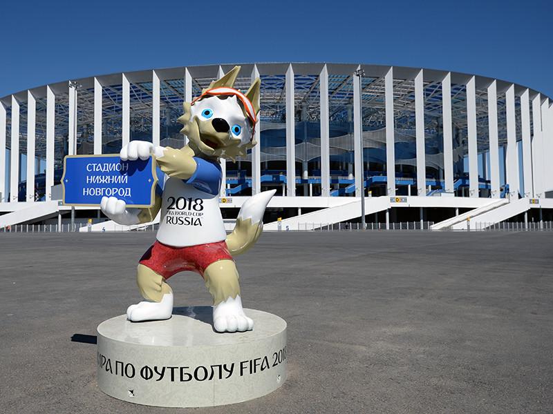 За месяц до старта чемпионата мира по футболу в Нижнем Новгороде констатировали наличие проблем с тренировочными полями для команд-участниц мирового форума