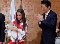 Японцы осуществили мечту фигуристки Загитовой, подарив ей щенка
