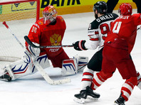 Канада не пустила сборную России в полуфинал чемпионата мира по хоккею