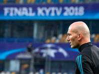 """Тренер """"Реала"""" не считает свой клуб фаворитом финала Лиги чемпионов"""