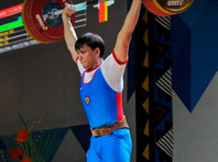 Российский штангист Панайотиди дисквалифицирован на четыре года за допинг