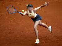 Шарапова вышла в четвертый круг турнира в Мадриде и не исключила, что в старости будет ходить с палочкой