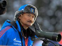 Российские биатлонисты получили новых тренеров