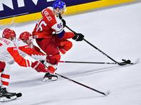 Хоккеисты сборной России потерпели первое поражение на чемпионате мира