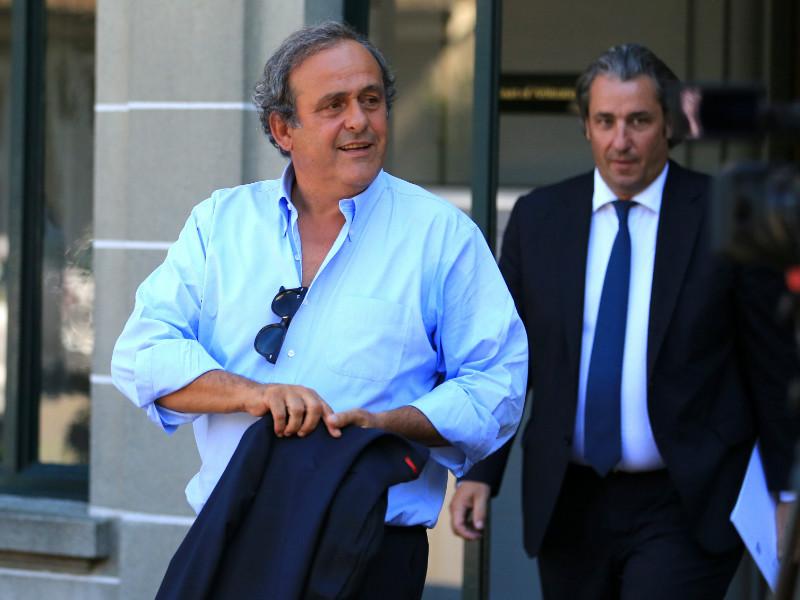 Французская пресса узнала о снятии обвинений в коррупции с экс-главы УЕФА Платини