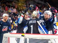 Американские хоккеисты оставили канадцев без медалей датского чемпионата мира