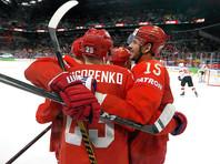 Хоккеисты сборной России победили команду Швейцарии