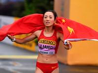Китайская легкоатлетка установила новый мировой рекорд в ходьбе на 50 км