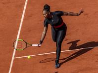 Теннисистка Серена Уильямс сыграла на Roland Garros в костюме женщины-кошки