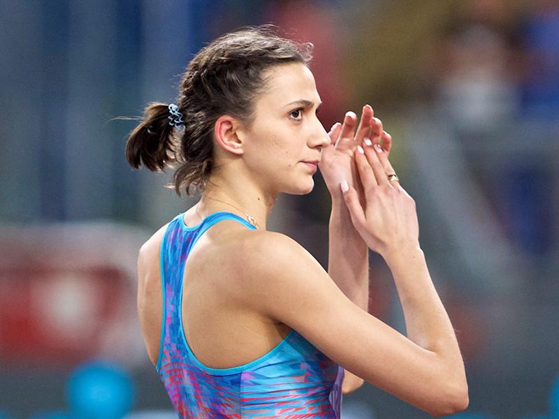 Двукратная чемпионка мира в прыжках в высоту россиянка Мария Кучина (в замужестве - Ласицкене) победила на втором этапе легкоатлетических соревнований Бриллиантовой лиги в Шанхае