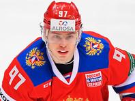 Никита Гусев сыграет за сборную России в матче против команды Швейцарии