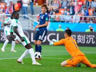 ЧМ-2018: Япония и Сенегал, забив по два мяча, сыграли вничью