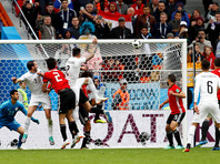 ЧМ-2018: сборная Уругвая с трудом одолела Египет при полупустых трибунах