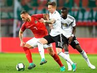 Сборная Австрии после победы над Россией переиграла Германию