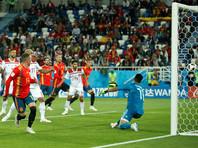 ЧМ-2018: соперником сборной России в 1/8 финала будет команда Испании