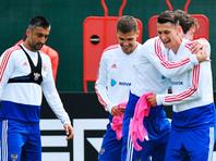 Футболисты сборной России обратились к болельщикам перед матчем с испанцами (ВИДЕО)