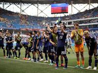 Сборная Японии пробилась в плей-офф со второго места, опередив команду Сенегала за счет меньшего числа заработанных карточек