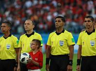 Египтяне подадут в ФИФА протест на судейство матча со сборной России