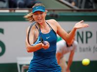 Мария Шарапова проиграла в четвертьфинале Roland Garros
