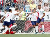 ЧМ-2018: Англия разгромила Панаму и досрочно вышла в плей-офф