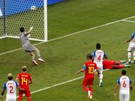 ЧМ-2018: Бельгия стартовала уверенной победой над дебютантами мундиаля