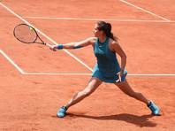 Касаткина и Шарапова прорвались в четвертьфинал Roland Garros