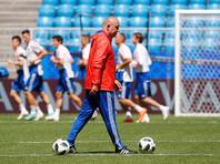 Черчесов не будет экспериментировать с составом в матче с Уругваем