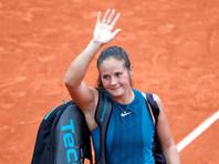 Дарья Касаткина не смогла пробиться в полуфинал Roland Garros