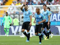 Автором единственного мяча в своем сотом матче за небесно-голубых стал Луис Суарес, впервые в истории национальной команды забивший на трех чемпионатах мира