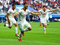 Сборная Ирана одолела команду Марокко в Санкт-Петербурге