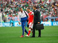 Дзагоев не полетит со сборной России на матч против Египта в Санкт-Петербург