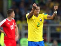 ЧМ-2018: Бразилия завершила групповой этап победой над сербами