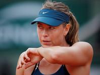 Мария Шарапова поднялась на семь позиций в рейтинге WTA