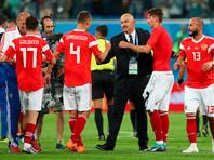 ЧМ-2018: Россия обыграла Египет и практически обеспечила себе выход из группы