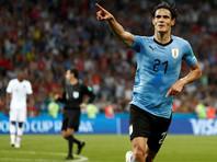 ЧМ-2018: Уругвай победил Португалию благодаря дублю Кавани