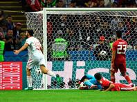 Сборная Испании одержала победу над командой Ирана в матче второго тура группового этапа чемпионата мира по футболу. Встреча группы В Казани завершилась со счетом 1:0 в пользу представителей Пиренейского полуострова