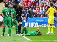 Саудовских футболистов накажут за провал в матче с российской сборной
