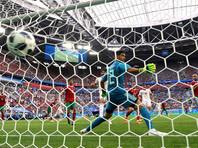 ЧМ-2018: сборная Ирана одолела команду Марокко в Санкт-Петербурге