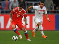 Сборная России в контрольном матче с турками продлила свою безвыигрышную серию