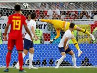 ЧМ-2018: Бельгия победила Англию в матче за первое место в группе G