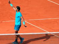 Надаль в одиннадцатый раз вышел в финал Roland Garros