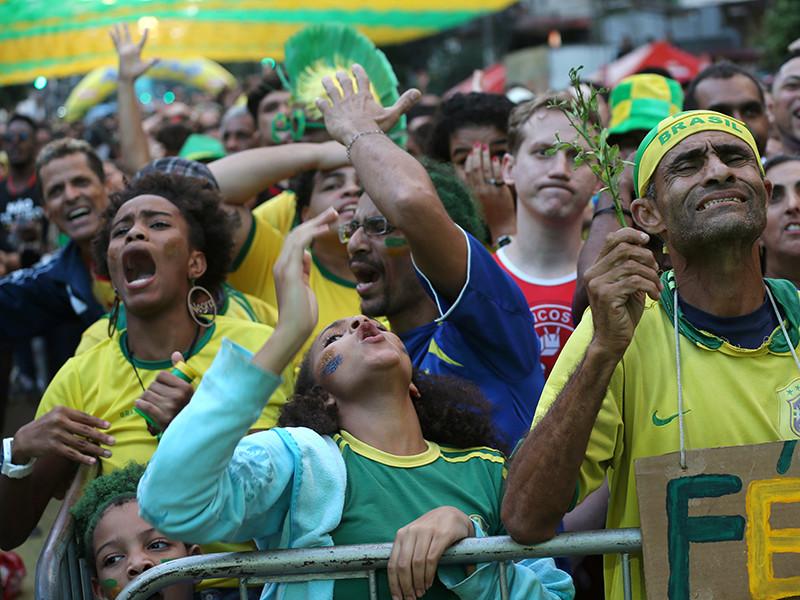 ЧМ-2018: Бразилия и Швейцария обменялись забитыми мячами