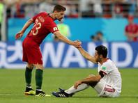 ЧМ-2018: португальцы сыграли вничью с Ираном и вышли в плей-офф на Уругвай