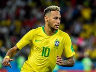 Бразилец Неймар дал понять, что не симулировал на ЧМ-2018