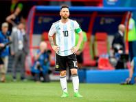 Месси влиял на выбор состава сборной Аргентины на матчи ЧМ-2018