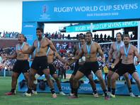 Мужская сборная Новой Зеландии со счетом 33:12 обыграла команду Англии в мужском финале Кубка мира по регби, который прошел в американском Сан-Франциско