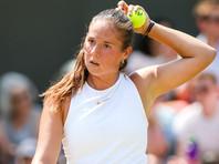 Дарья Касаткина проиграла Кербер в четвертьфинале Уимблдона
