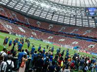 """Стадион """"Лужники"""", 30 июня 2018 года"""