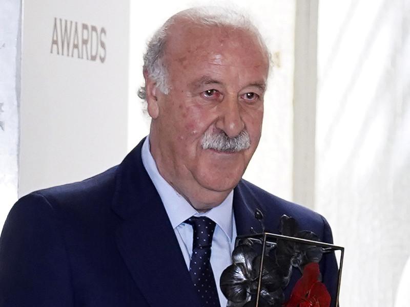 Висенте Дель Боске назвал победу России над Испанией торжеством антифутбола